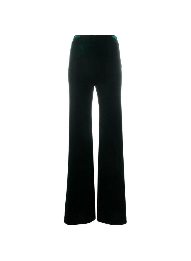 High Waisted Flared Pants