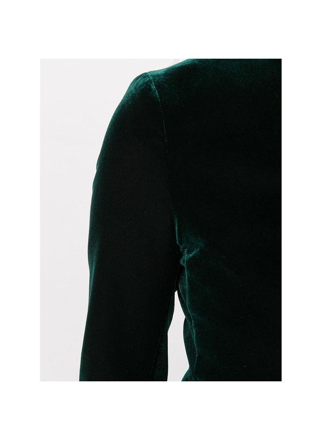Jacket with Waist Belt