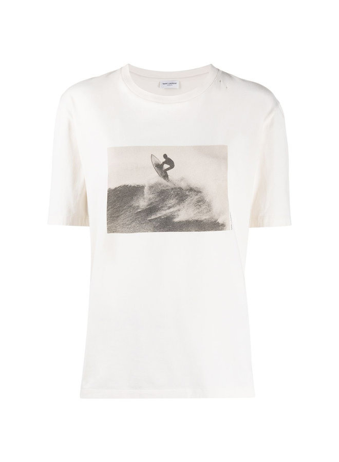 T-shirt in Graphic Print