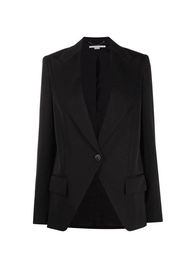Single Breasted Blazer Jacket