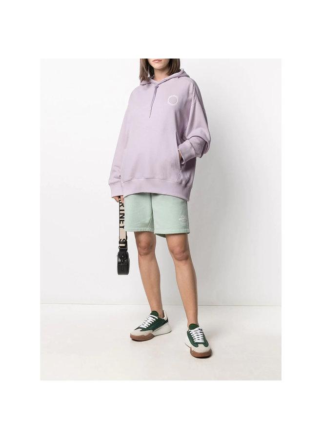 Bond Street Hoodie Sweatshirt in Lavender