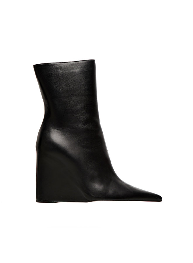 Pernille Wedge Ankle Boot
