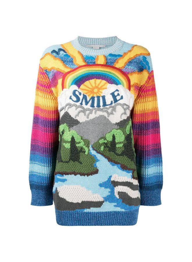 Smile Rainbow Jumper