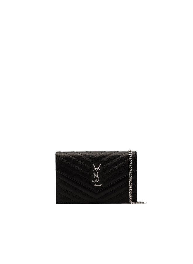 Small Chain Wallet Crossbody Bag