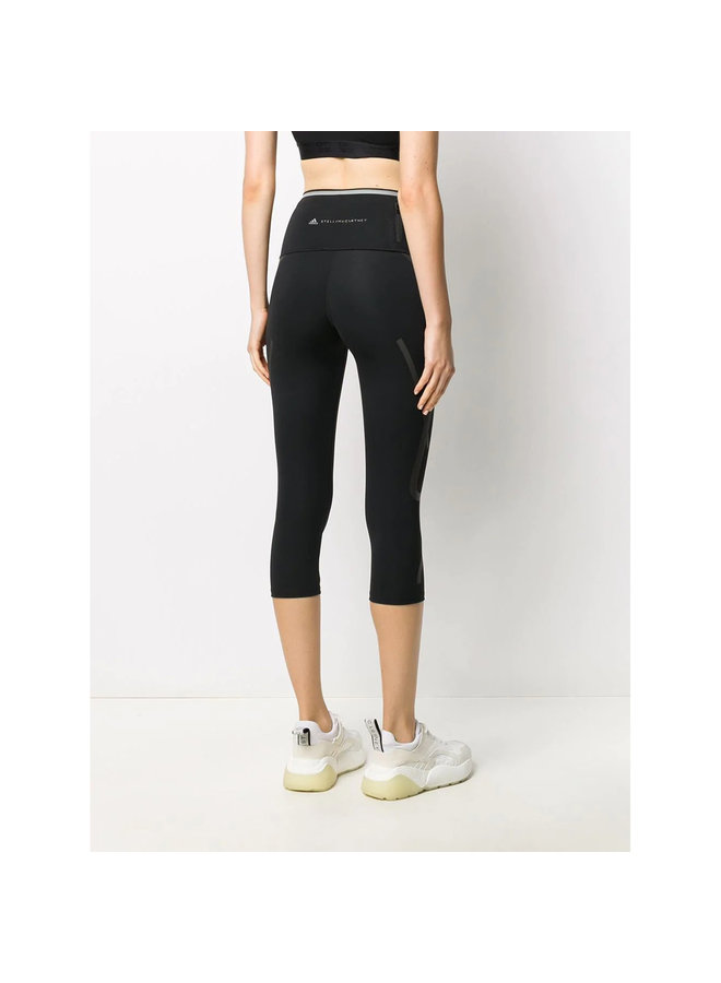 Three-quarter Leggings in Black