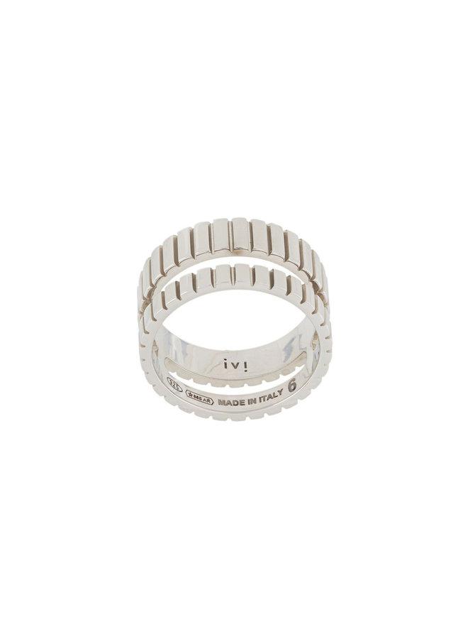 Skinny Slot Ring