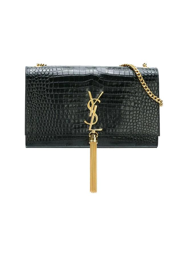 Medium Kate Shoulder Bag Gold