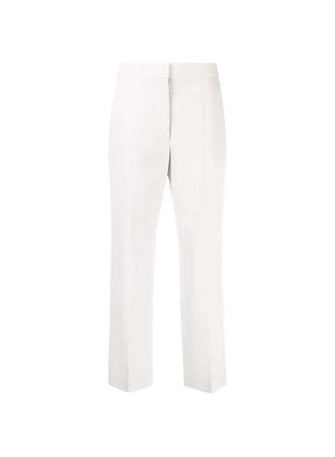 Straight Leg Cropped Pants