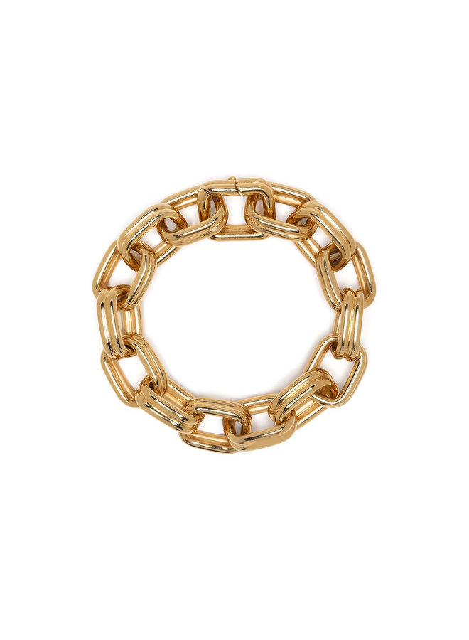 Toy Chain Bracelet in Gold