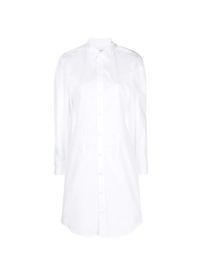Long Sleeve Shirt Dress