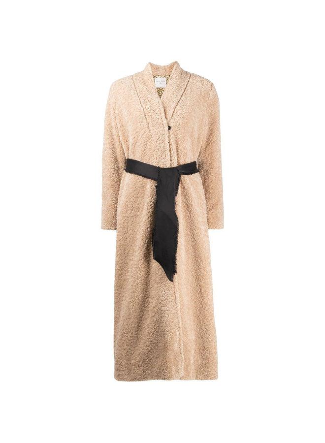 Midi Belted Coat