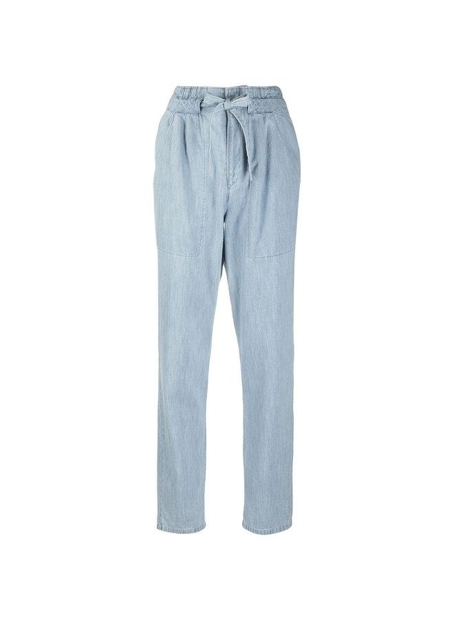 High Waisted Casual Pants