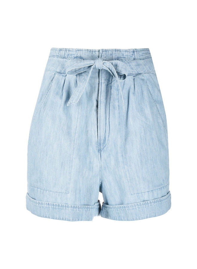 Tie Waisted Shorts