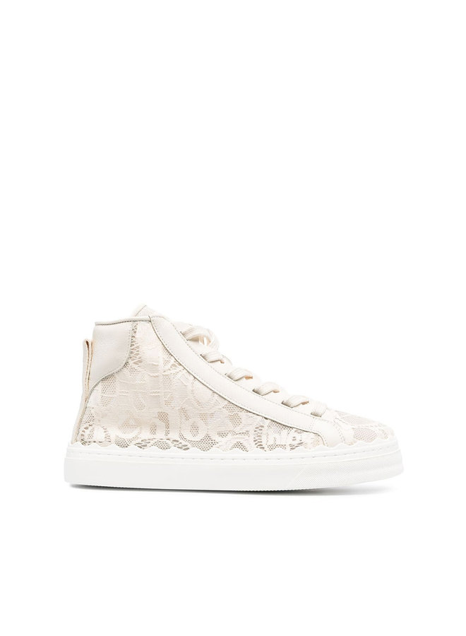 Lauren High Top Sneakers