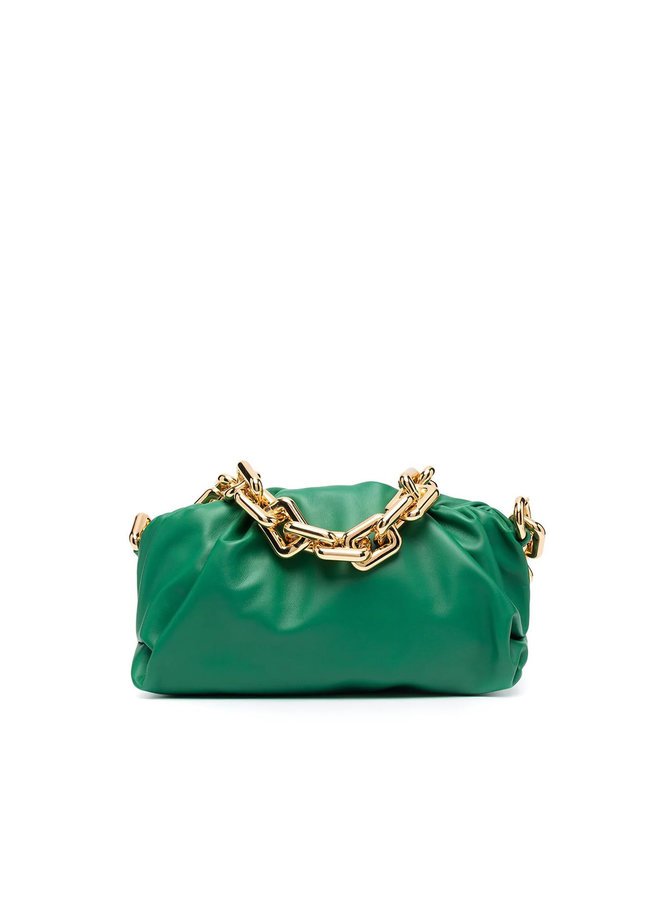 The Chain Pouch Shoulder Bagold