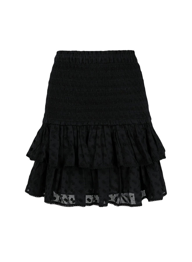 Mini Ruffled Skirt