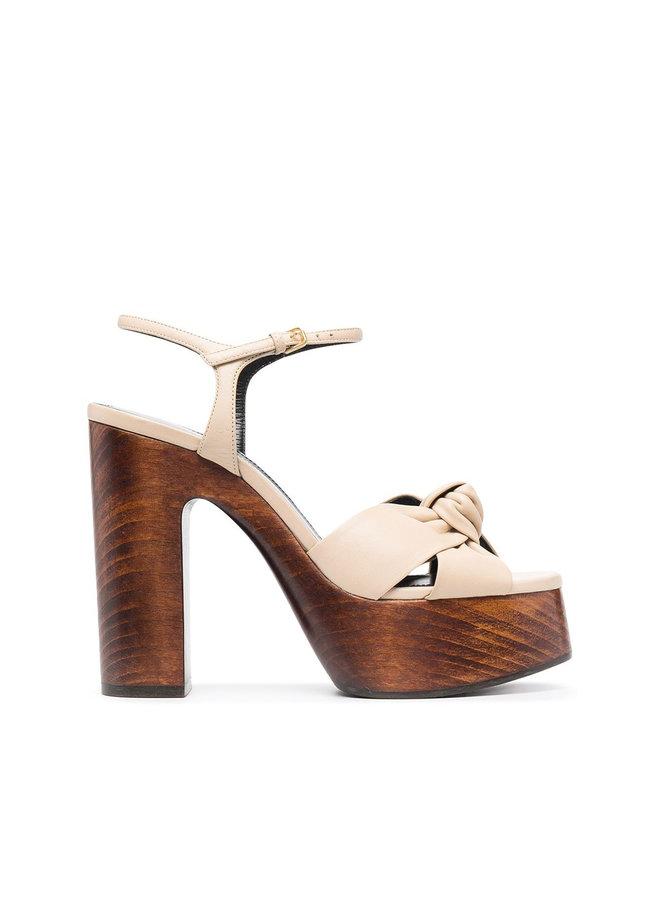Bianca High Heel Platform Sandals