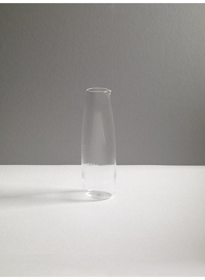 Luisa Carafe 1L Glassware in Millerighe