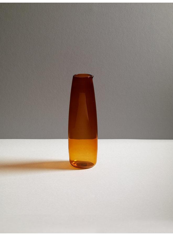 Luisa Carafe 1L Glassware in Amber