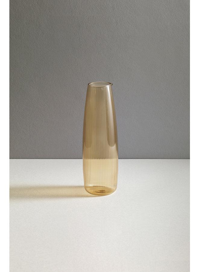 Luisa Carafe 1L Glassware in Sand