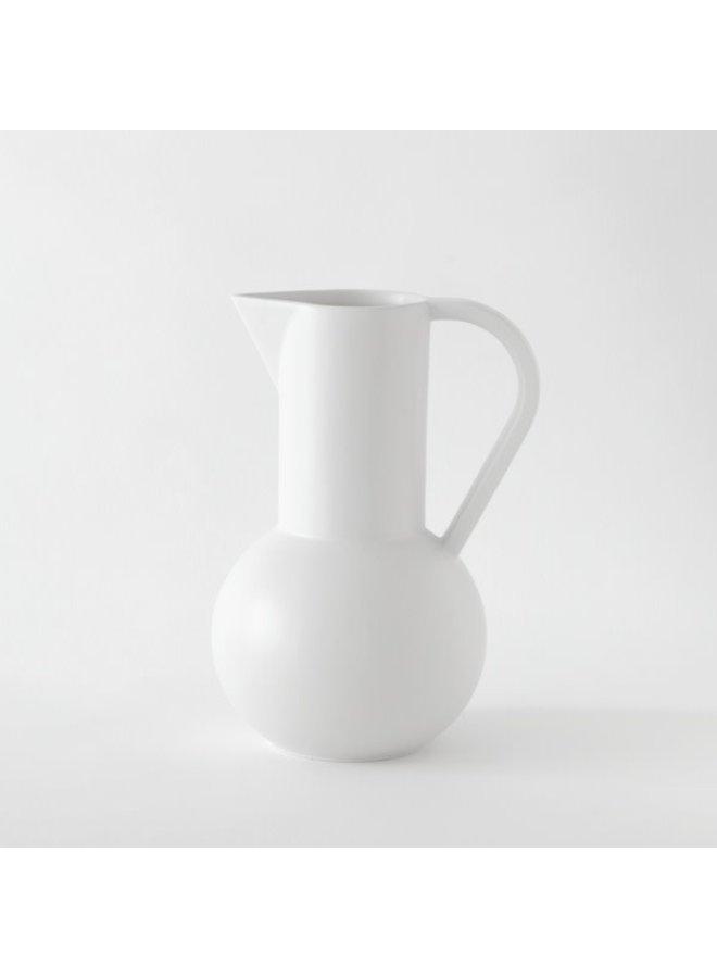 Nicholai Wiig-Hansen Strøm Large Jug in Vaporous Grey