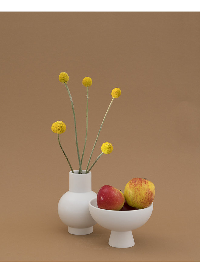 Nicholai Wiig-Hansen Strøm Small Bowl in Vaporous Grey