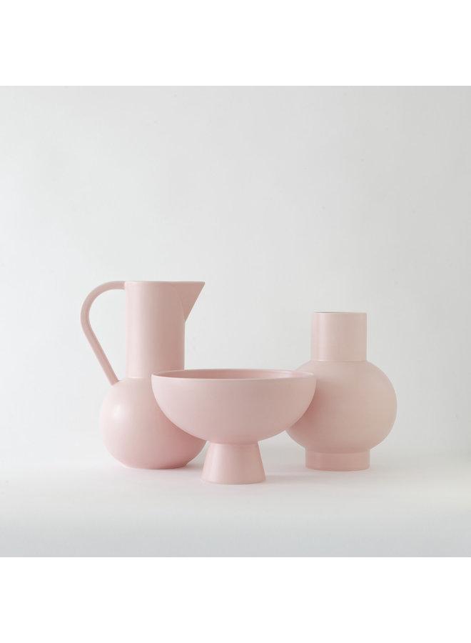 Nicholai Wiig-Hansen Strøm Large Vase in Coral Blush