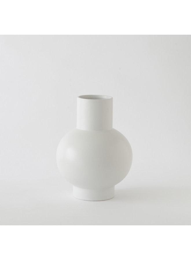 Nicholai Wiig-Hansen Strøm Large Vase in Vaporous Grey