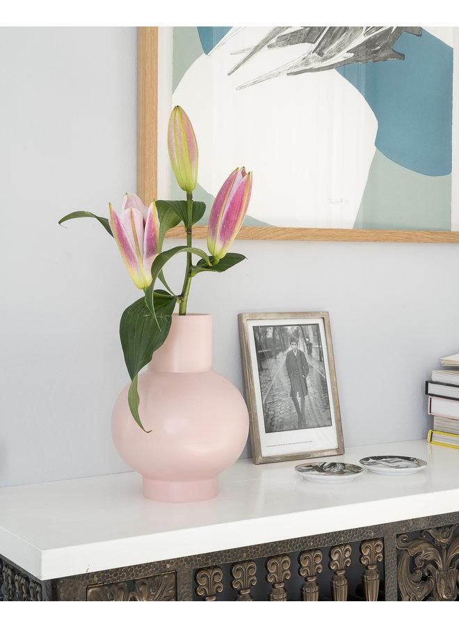 Nicholai Wiig-Hansen Strøm XL Vase in Coral Blush