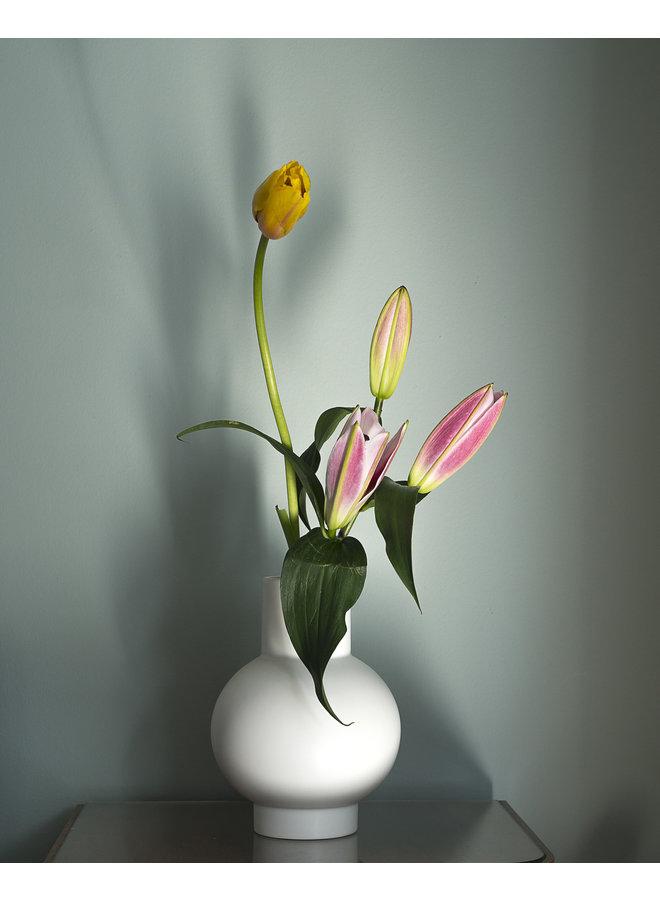 Nicholai Wiig-Hansen Strøm XL Vase in Vaporous Grey