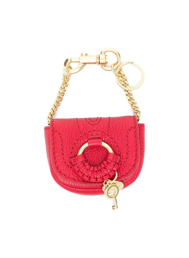 Hana Mini Chain Bag Charm
