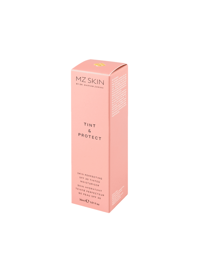 Tint & Protect Skin Perfecting SPF 30 Tinted Moisturiser 30ml