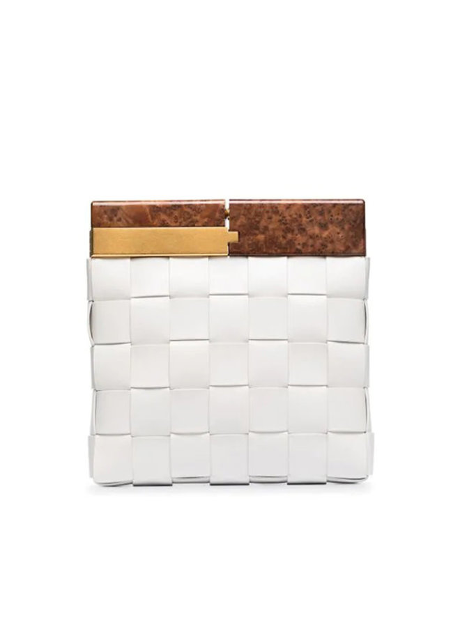 The Snap Clutch Bag