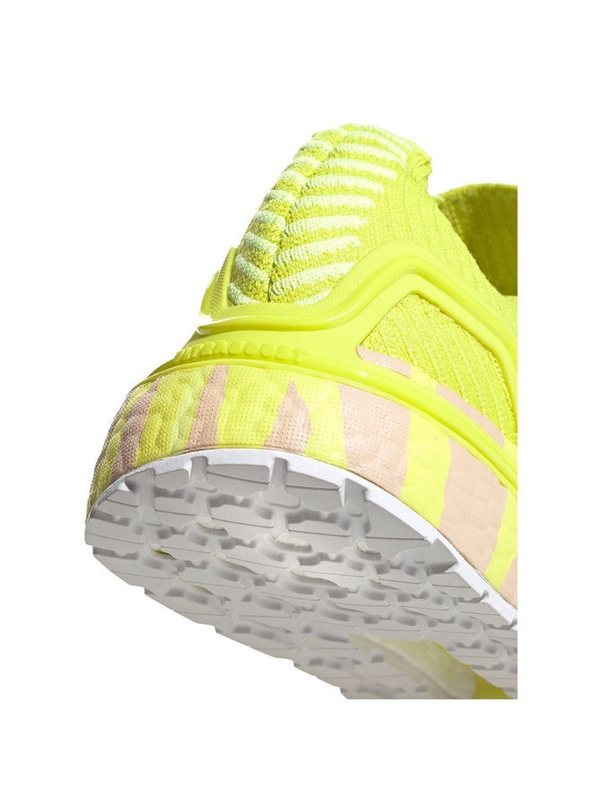 Ultraboost 20 Low Top Sneakers in Neon Yellow