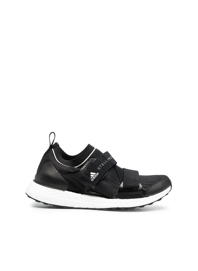 Ultraboost X Low Top Sneakers in Black