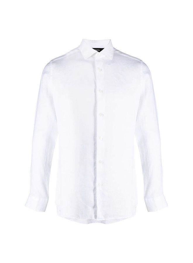 Z Zegna Long Sleeve Shirt