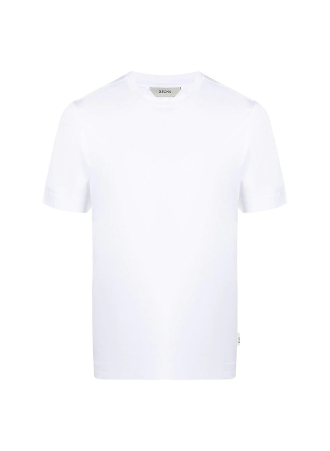 Z Zegna Crew Neck T-shirt