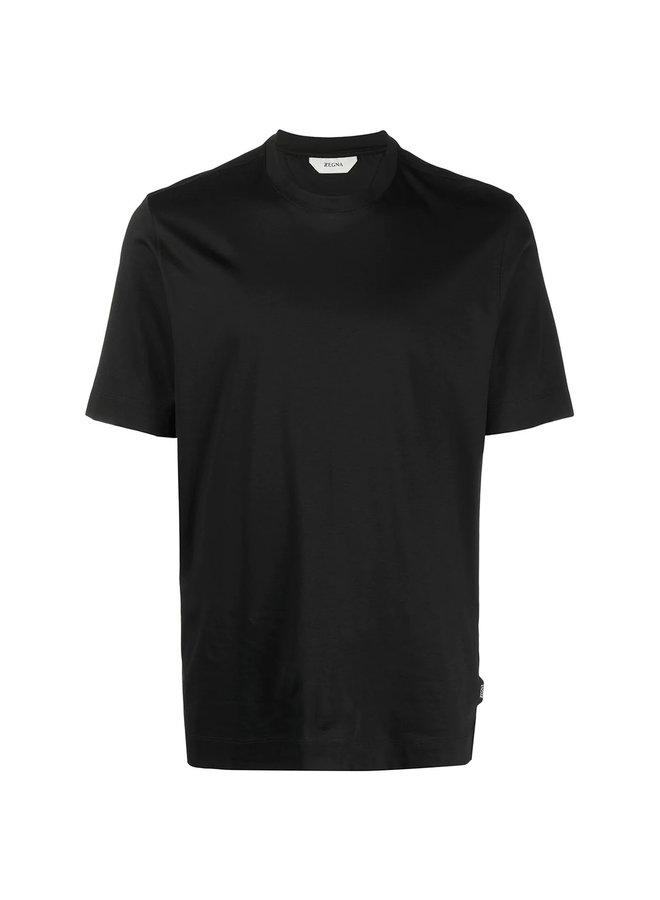Z Zegna Crew Neck T-shirt