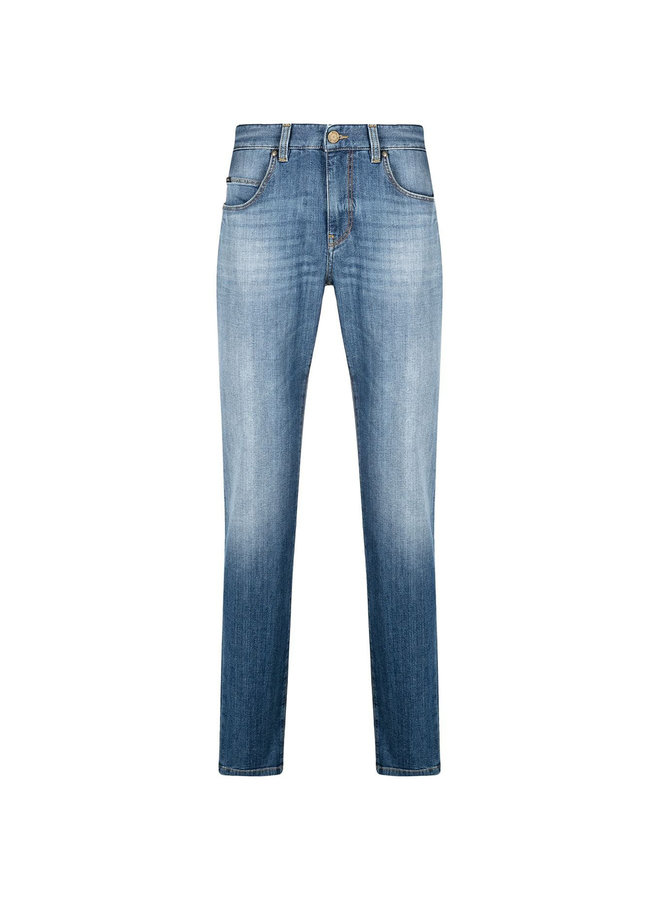 Z Zegna Slim Fit Jeans