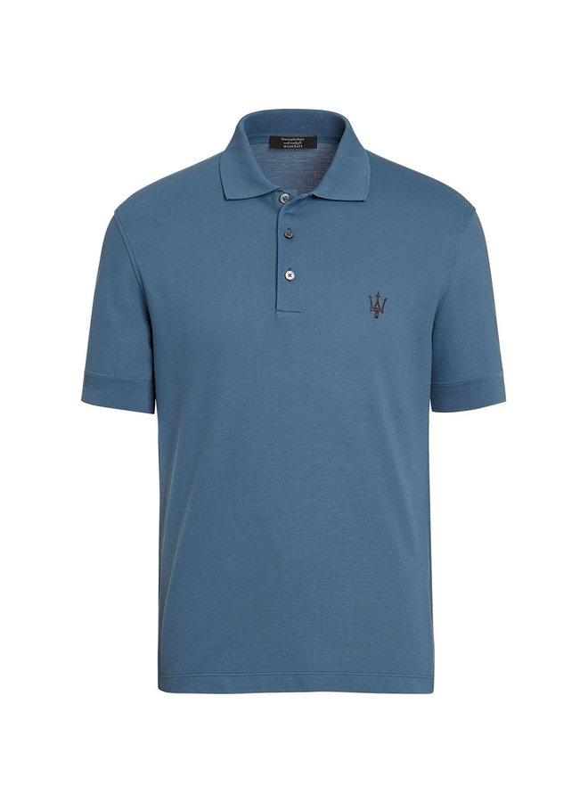 Ermenegildo Zegna Maserati Polo T-Shirt