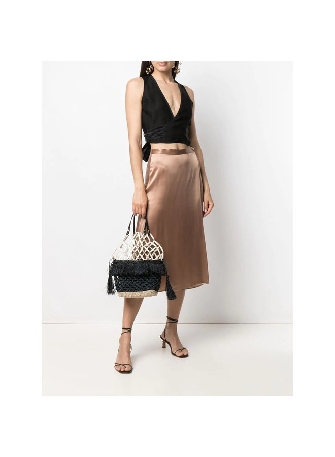 Wrap Cropped Top