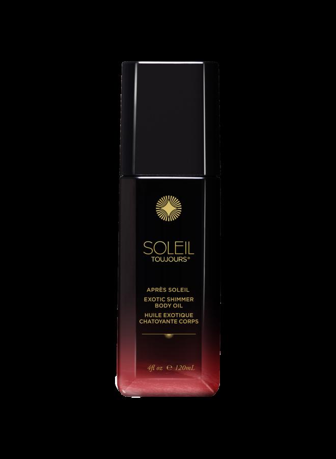 Après Soleil Exotic Shimmer Body Oil
