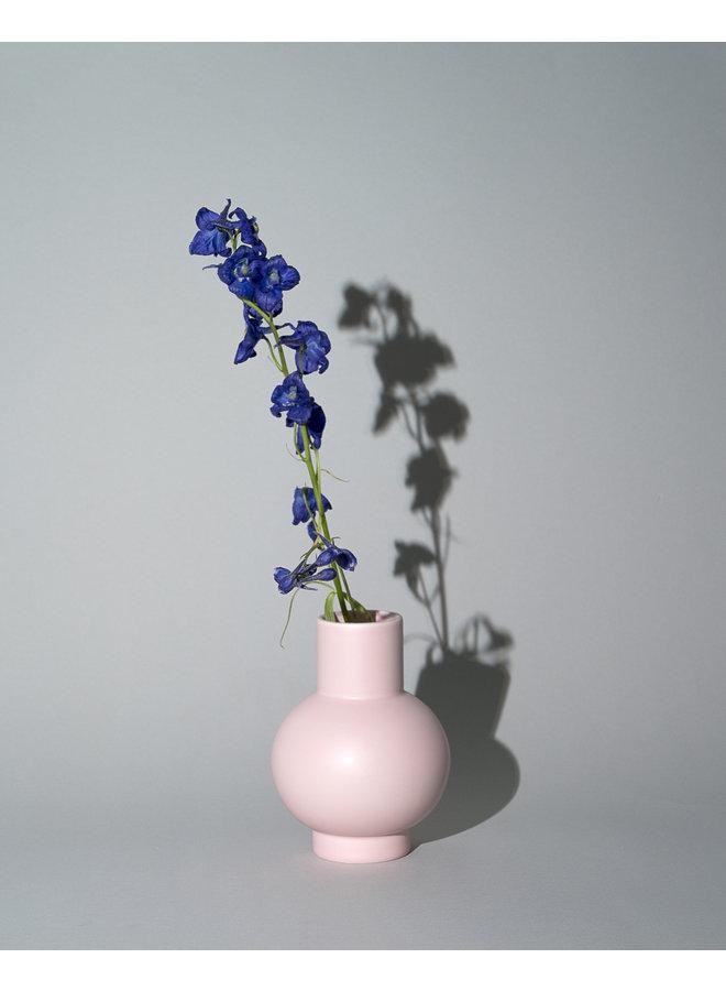 Nicholai Wiig-Hansen Strøm Small Vase in Coral Blush