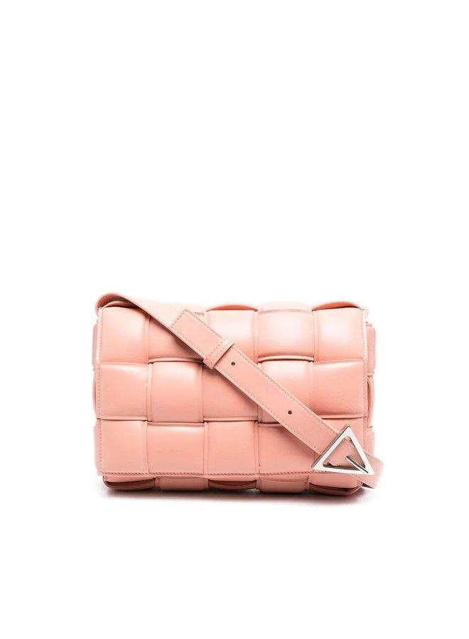 Padded Cassette Shoulder Bag