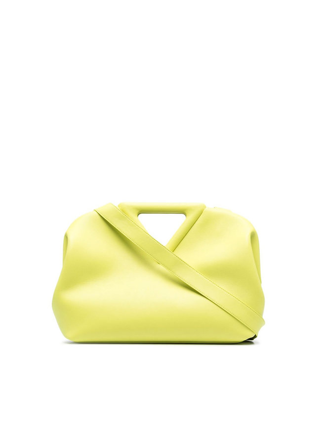 Large Triangle Shoulder Bag