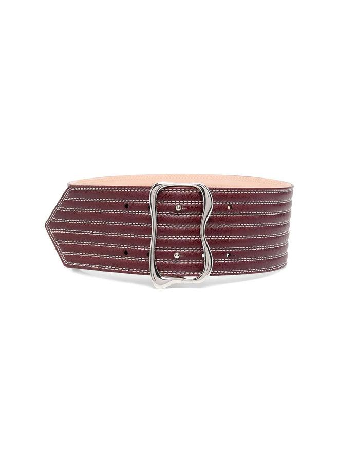 Waist Belt in Leather