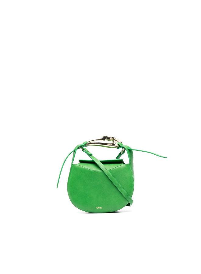 Small Kiss Crossbody Bag