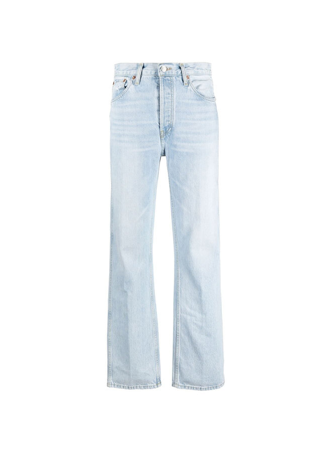 High Rise Loose Fit Jeans