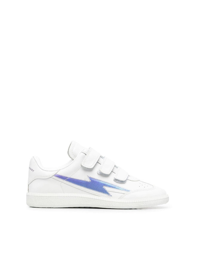 Beth Low Top Touch Strap Sneakers