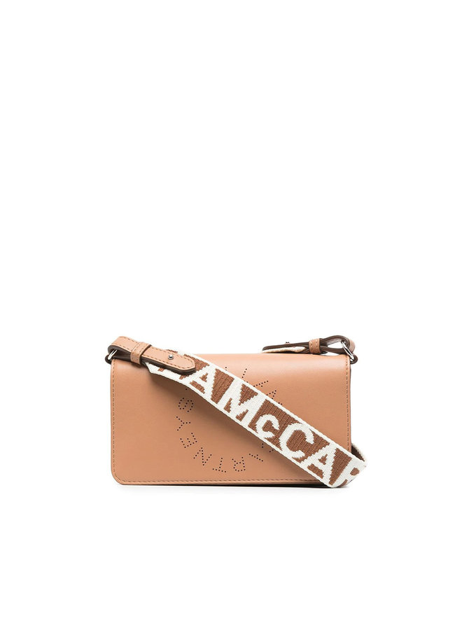 Mini Crossbody Logo Wallet Bag